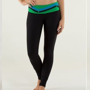 Lululemon Wunder Under Reversible